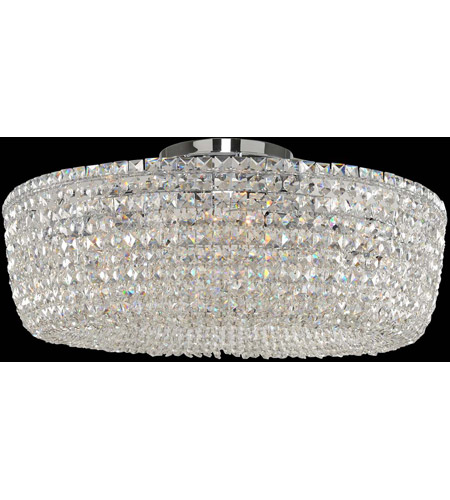 Allegri 029442-010-FR001 Cessano 8 Light 32 inch Polished Chrome Semi Flush Ceiling Light photo