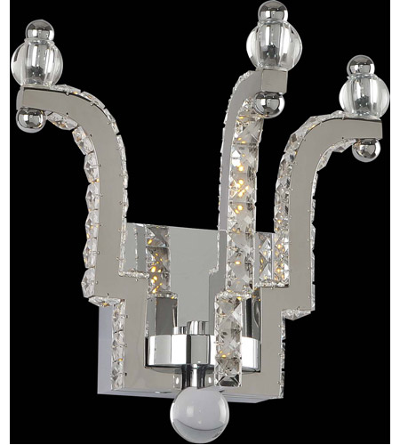Allegri 030520-010-FR001 Cambria 11 inch Polished Chrome Wall Bracket Wall Light photo