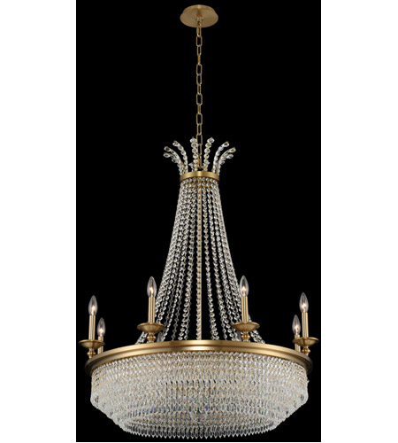 Winter Brass Chandeliers