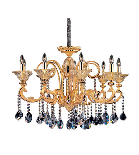 Firenze Gold Chandeliers