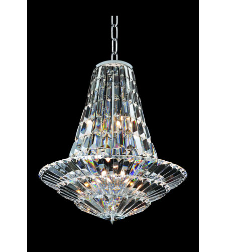 Allegri 11425-010-FR001 Auletta 12 Light 24 inch Chrome Chandelier Ceiling Light photo