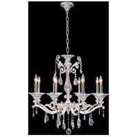 Allegri 020152-017-SS001 Vasari 8 Light 29 inch Two Tone Silver Chandelier Ceiling Light