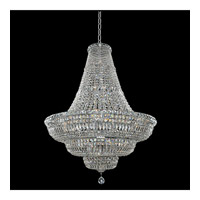 Betti 33 Light 36 inch Chrome Pendant Ceiling Light