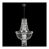 Capri 4 Light 18 inch Chrome Pendant Ceiling Light