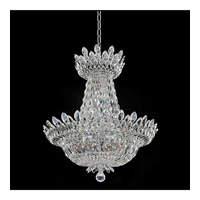 Belluno 15 Light 27 inch Chrome Pendant Ceiling Light