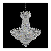 Belluno 22 Light 33 inch Chrome Pendant Ceiling Light