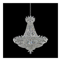 Belluno 32 Light 40 inch Chrome Pendant Ceiling Light
