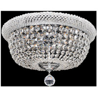 Napoli 12 Light 25 inch Chrome Flush Mount Ceiling Light
