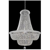 Allegri 020973-010-FR001 Napoli 33 Light 42 inch Chrome Pendant Ceiling Light