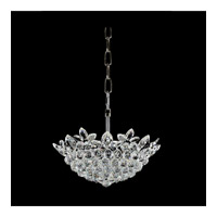 Treviso 8 Light 21 inch Chrome Semi Flush Mount Ceiling Light