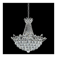 Allegri 021050-010-FR001 Treviso 11 Light 21 inch Chrome Pendant Ceiling Light photo thumbnail