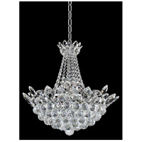 Treviso 11 Light 21 inch Chrome Pendant Ceiling Light