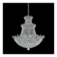 Treviso 30 Light 39 inch Chrome Pendant Ceiling Light