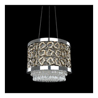 Allegri Carravagio 6 Light Pendant in Chrome 022357-010-FR001