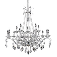 Allegri Torelli 15 Light Chandelier in Chrome 023552-010-FR001
