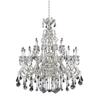 Allegri Haydn 24 Light Chandelier in Silver 023652-014-FR001
