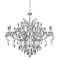 Allegri Catalani 15 Light Chandelier in Chrome 023850-010-FR001