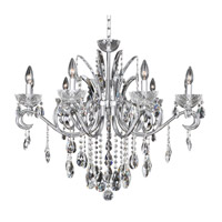 Catalani 9 Light 34 inch Chrome Chandelier Ceiling Light