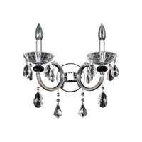 Allegri Steffani 2 Light Wall Bracket in Chrome 024221-010-FR001