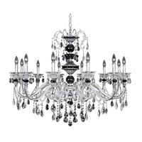 Allegri Faure 12 Light Chandelier in Chrome 024354-010-FR001
