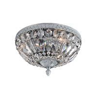 Allegri 025942-031-FR001 Lemire 3 Light 12 inch Antique Gold Flush Mount Ceiling Light