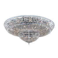 Lemire 24 Light 48 inch Chrome Flush Mount Ceiling Light