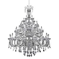 Allegri Clovio 50 Light Chandelier in Chrome 026056-010-FR001