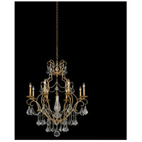 Allegri 027471-047-FR001 Elise 8 Light 32 inch Gold Patina Chandelier Ceiling Light