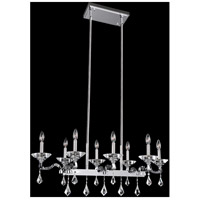 Allegri 027760-010-FR001 Cosimo 8 Light 40 inch Chrome Island Light Ceiling Light