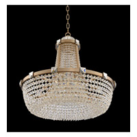 Impero 11 Light 30 inch Brushed Champagne Gold Pendant Ceiling Light