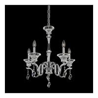 Allegri 028070-010-FR001 Lusso 5 Light 24 inch Chrome Chandelier Ceiling Light
