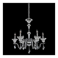 Lusso 6 Light 24 inch Chrome Chandelier Ceiling Light