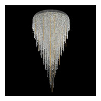 Tenuta 21 Light 36 inch Chrome Pendant Ceiling Light