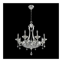 Orecchini 12 Light 33 inch Chrome Chandelier Ceiling Light