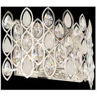 Prive 4 Light 14 inch Silver Wall Bracket Wall Light