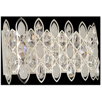 Prive 4 Light 17 inch Silver Bath Wall Light