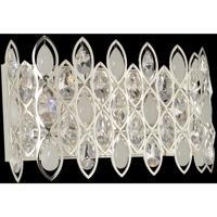 Allegri 028722-014-FR001 Prive 4 Light 17 inch Silver Vanity Light Wall Light