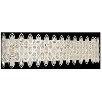 Prive 8 Light 37 inch Silver Bath Wall Light