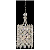Prive 3 Light 12 inch 2-Tone Silver Foyer Ceiling Light
