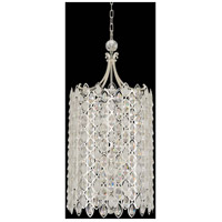 Prive 6 Light 19 inch 2-Tone Silver Foyer Ceiling Light