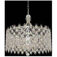 Allegri 028753-017-FR001 Prive 6 Light 26 inch 2-Tone Silver Pendant Ceiling Light