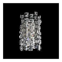 Dolo 2 Light 6 inch Chrome Wall Bracket Wall Light