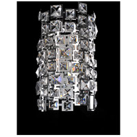 Allegri 028921-010-FR001 Dolo 2 Light 6 inch Chrome ADA Wall Sconce Wall Light