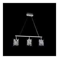 Allegri 028951-010-FR001 Dolo 3 Light 42 inch Chrome Island Light Ceiling Light