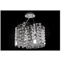 Allegri 028952-010-FR001 Dolo 4 Light 16 inch Chrome Pendant Ceiling Light