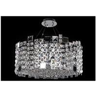 Allegri 028953-010-FR001 Dolo 8 Light 24 inch Chrome Pendant Ceiling Light