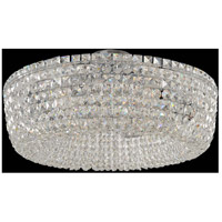 Cessano 6 Light 24 inch Polished Chrome Semi Flush Ceiling Light