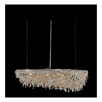 Jubilee 8 Light 21 inch Chrome Pendant Ceiling Light