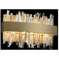 Champagne Gold Steel Bathroom Vanity Lights