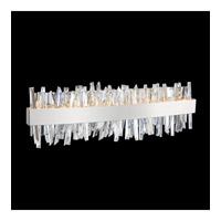 Allegri 030232-010 Glacier LED 24 inch Chrome Vanity Light Wall Light